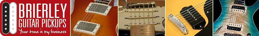 Brierley Guitar PIckups